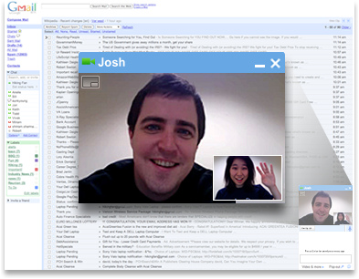 wooot gmail video chat11!!